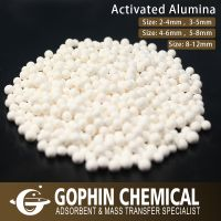 Chemical Activated Alumina Granules for Desiccant