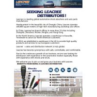 Seeking Distributor of Shock Absorber