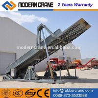 40' Container unloading equipment