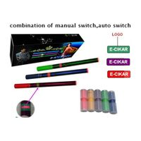 E-Cigarette with dual functions 810