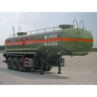 48.7CMB flammable liquid (gasoline) transport tanker semi-trailer