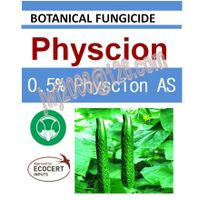 0.5% Physcion AS, biopesticide, botanic fungicide, natural, organic