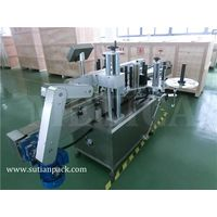 Automatic Double Sides Labeling Machine with Code Printer thumbnail image