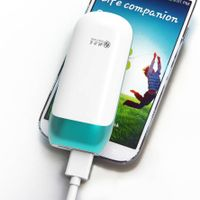 Made in China 2015 New Power Bank 5200mah Slim USB Charger