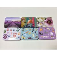 Factory Customized rectangular tin box
