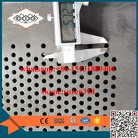 Stainless Steel and Filter Application Perforated Metal Sheet thumbnail image