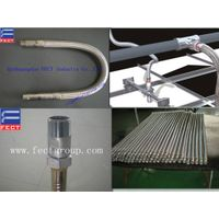 stainless steel corrugated flexible hose fire protection system