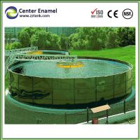 Glass Lined Steel (GLS) Bolted Water Tank