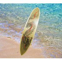 9 feet Bamboo Veneer Stand Up SUP paddle board