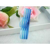 colorful weaved organza ribbon