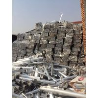 Very popular 6063 aluminium extrusion profile scrap for sale