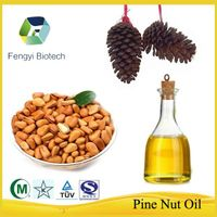 Korean and Siberian Cedar Pine Nut Oil