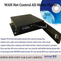 Network signage Player