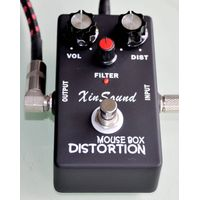 XinSound Music Mouse / Rat Vintage Distortion Guitar Effect Pedal and True bypass