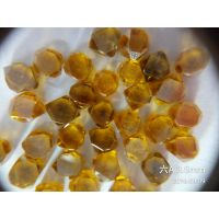 Wholesale HPHT Yellow Mono crystal Diamond for diamond cutting tools