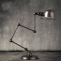 Elegant-designers-metalic-table-lamp