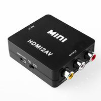 Mini HDMI to CVBS Converter