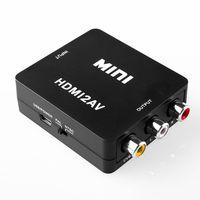 Mini HDMI to CVBS Converter
