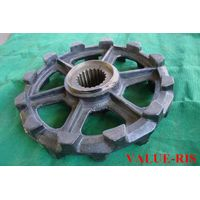 Hitachi crawler crane undercarriage parts sprocket