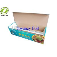 Heavy duty foil roll