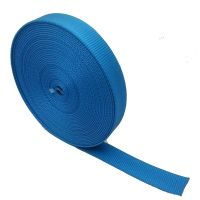 25MM Wide and Best Selling Long Flat Nylon Webbing