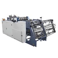 MR-800 paper food box making machine forming machine erecting machine thumbnail image