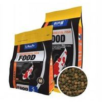 3in1 Koi Food (Color Enhanced,Health And Strengthen Body)