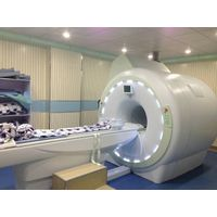 MRI rf shielding room