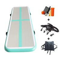 3M1M10CM Air Track Floor Inflatable Gymnastics Tumbling Mat GYM Yoga Mat