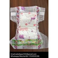 Chinese OEM Diaper Manufacturer Made Diaper Disposal Baby Diaper and Baby Nappy thumbnail image