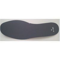 stainess steel midsole