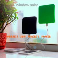 Mobile Window Solar Charger WT-S007