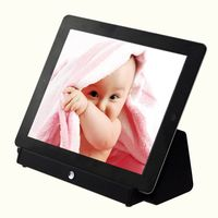 Magic Induction Wireless iStand Speaker / NFA Speaker for iPad / Android Tablets