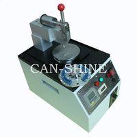 Central Pressure Fiber Optic Polishing Machine