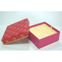 paper box for garments and fashion jewelry