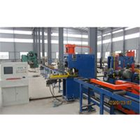 Semi-Automatic CNC Hydraulic Punching And Marking MachineFor Angle Model YC160,Angle Machine