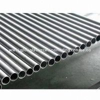 Alloy and carbon seamless mechanical tubes