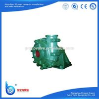 ZJ series new type slurry sludge pump