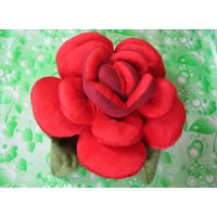 Fashion Cushion Pillow Rose Cushion Gifts for Home