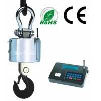 wireless transmission hanging scales