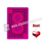Casino Playing Cards Bridge 575 Paper Invisible Marked Cards For Contact Lenses Poker Cheat thumbnail image