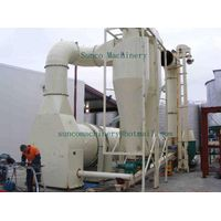 Fly Ash Dryer with high heat efficiency thumbnail image
