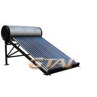 compact non-pressure solar water heater thumbnail image