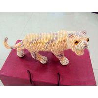 zustec pearl handicraft gift wholesale tiger