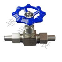 stainless steel 304 instrument stop valve