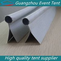 PVC coated keder for tent