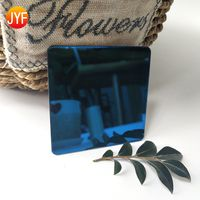 Sapphire Blue mirror stainless steel sheet thumbnail image