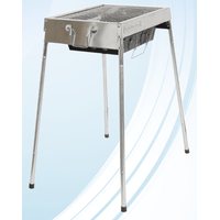 Outdoor small size charcoal bbq grill