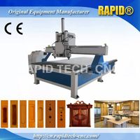 cabinet door making machine cnc router
