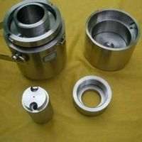 Tungsten Crucibles/radiation containator thumbnail image